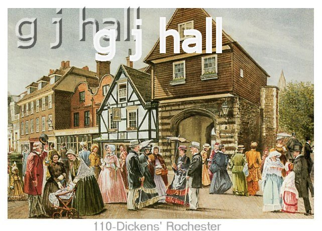 Dickens' Rochester - Click Image to Close