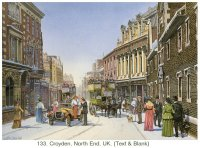 Christmas in Croydon 1903