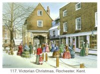 Victorian Christmas - Rochester
