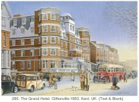 The Grand Hotel, Cliftonville