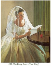 Thinking of You (on Wedding Day)