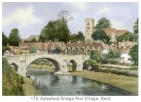 Aylesford Bridge