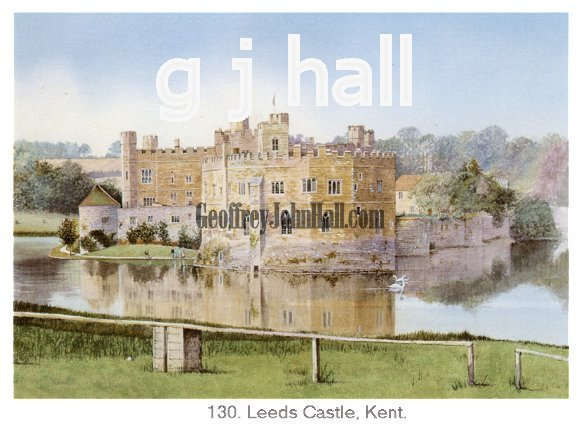 Leeds Castle - Click Image to Close