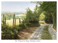 Boxley, Pilgrims Way
